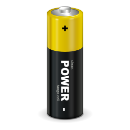 [image of a battery]
